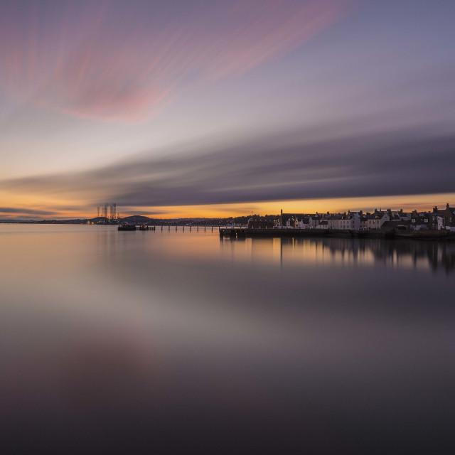 """Broughty Ferry Scotland"" stock image"