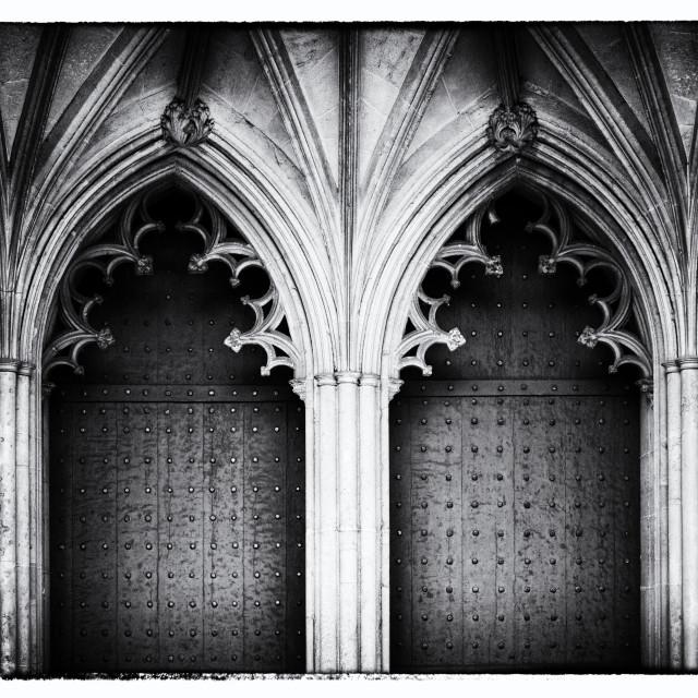 """Gothic Noir"" stock image"