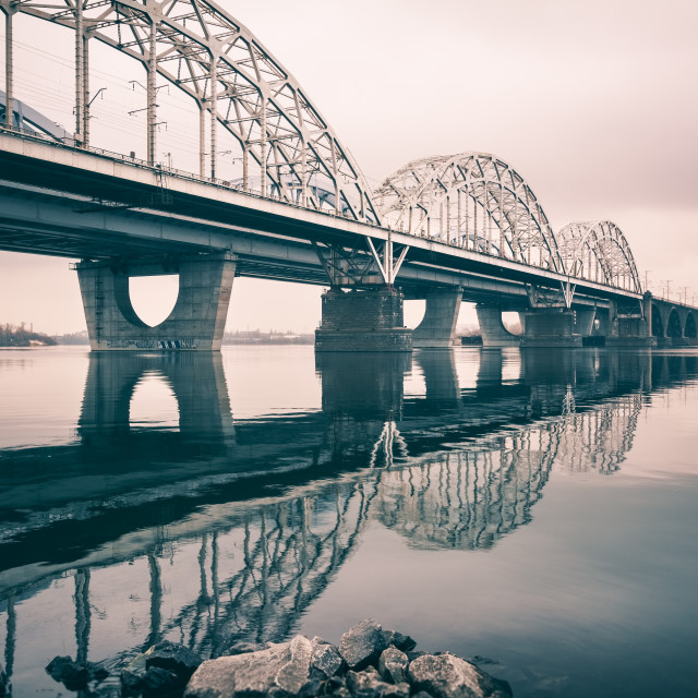 """New Darnytskyi bridge 