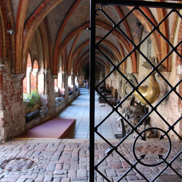 """Riga Cathedral, Latvia"" stock image"