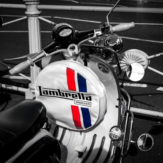"""""""Lambretta"""" stock image"""