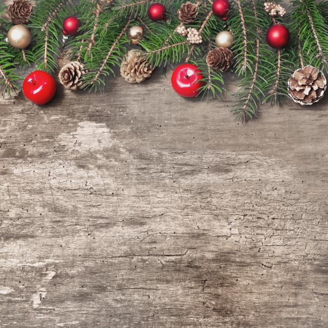 """""""frame for Christmas"""" stock image"""