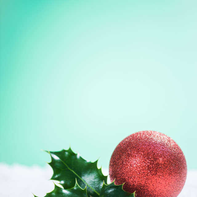 """Christmas ornament decoration"" stock image"