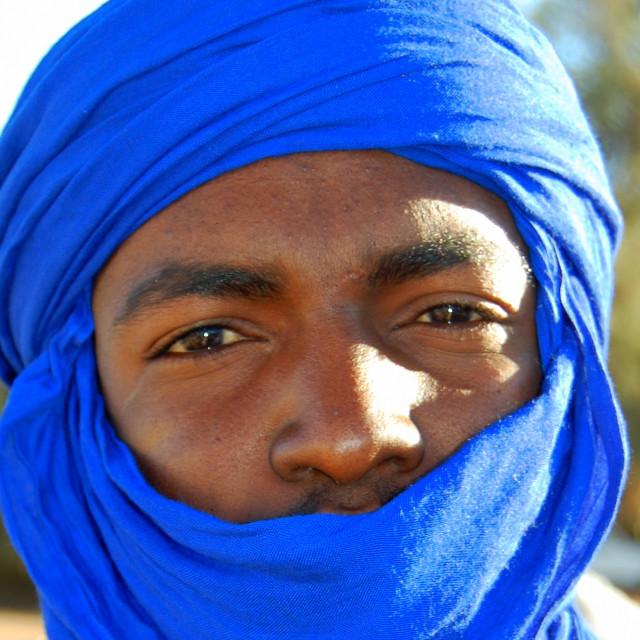 """""""Tuareg"""" stock image"""