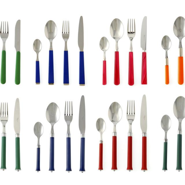 """Cutlery."" stock image"