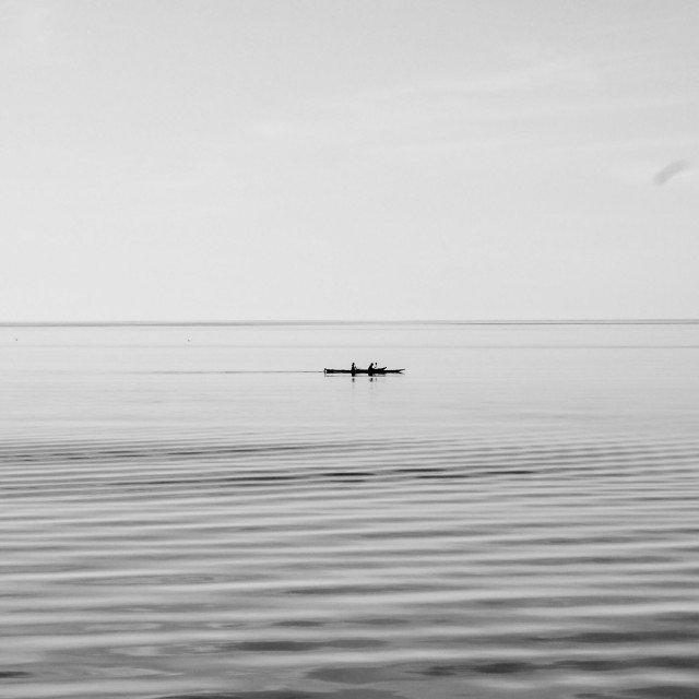 """Canoe"" stock image"