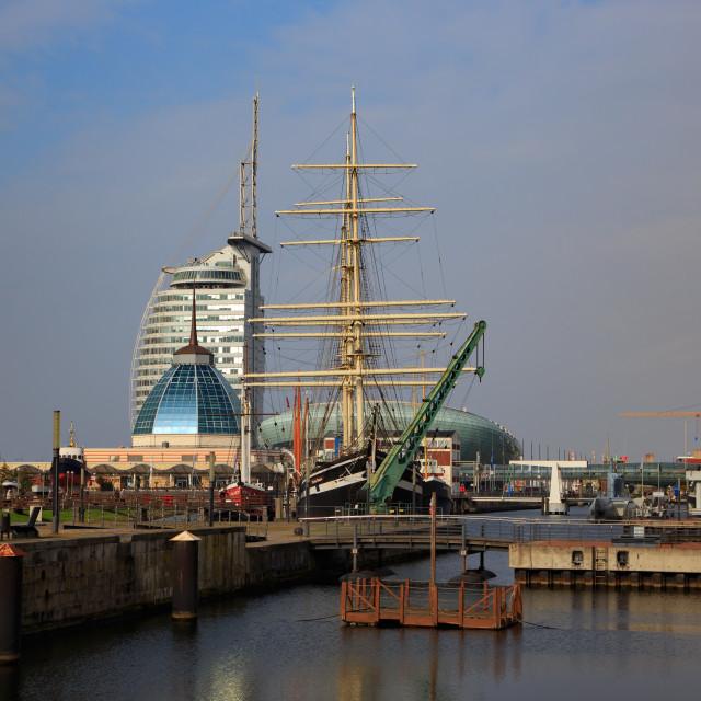 """Bremerhaven"" stock image"