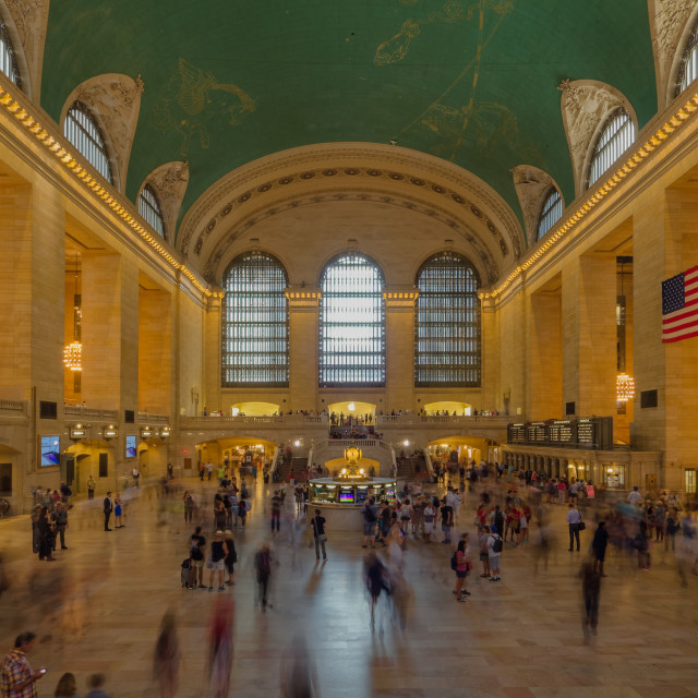 """Grand Central Terminal, New York City, USA"" stock image"