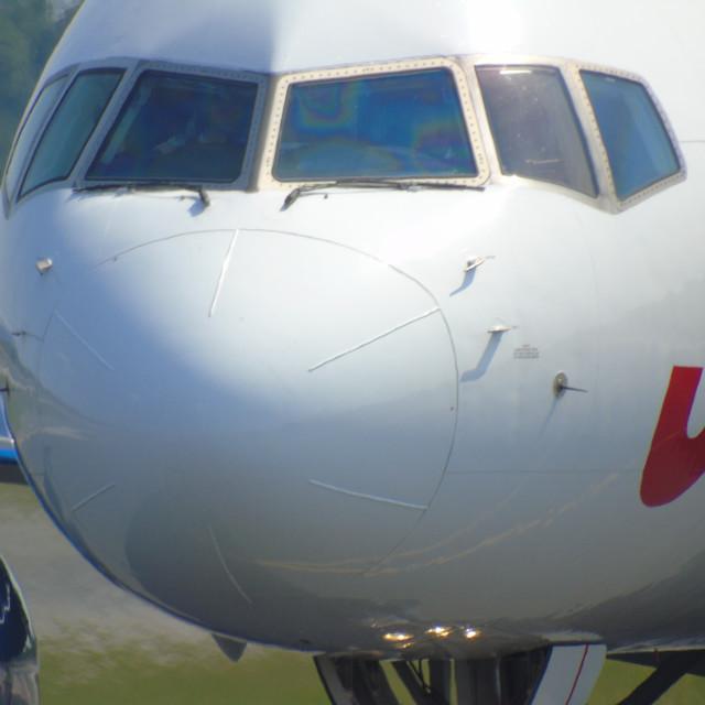 """Jet 2 Holidays"" stock image"