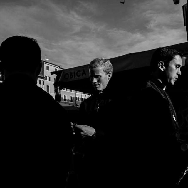 """Roma - Ghetto"" stock image"