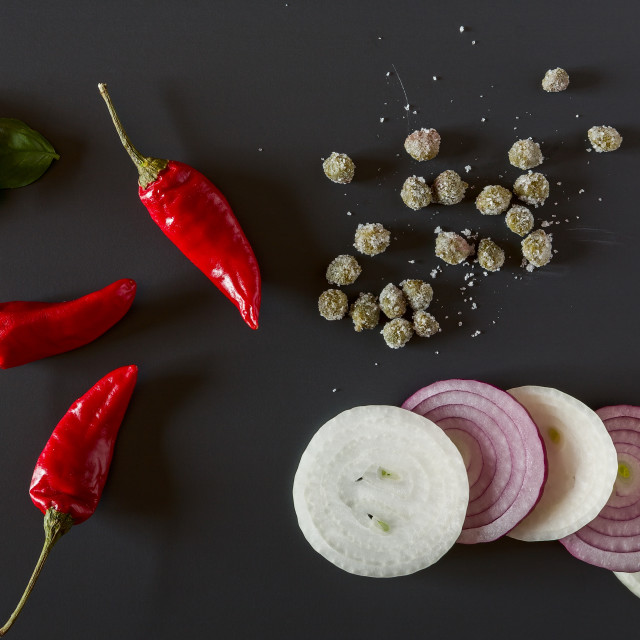 """""""Raw organic vegetables for healthily cooking"""" stock image"""