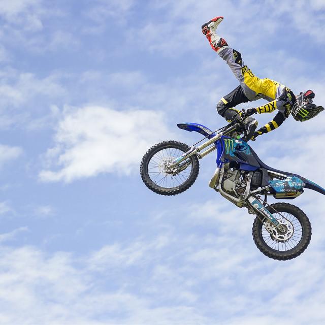 """""""Extreme Sports"""" stock image"""