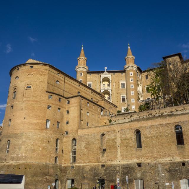 """""""Urbino"""" stock image"""