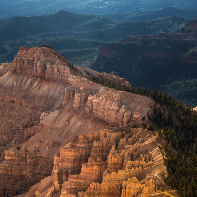 """Cedar Breaks National Monument"" stock image"
