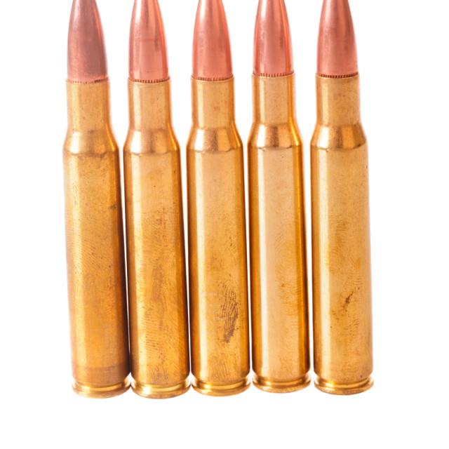 """Cartridges"" stock image"