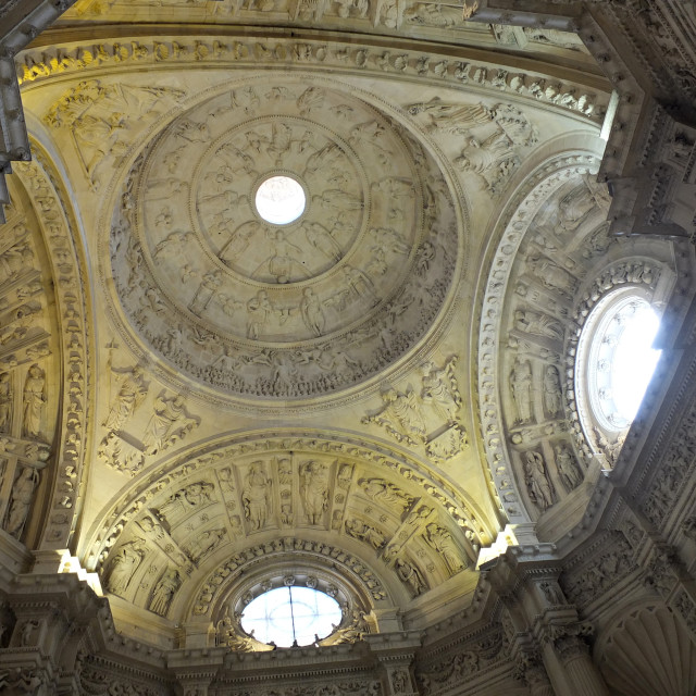 """""""Cathedral Dome"""" stock image"""