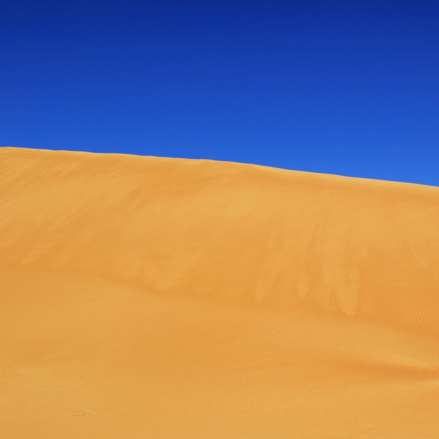 """Harsh desert"" stock image"
