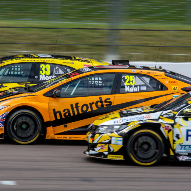 """BTCC - 3 Wide"" stock image"