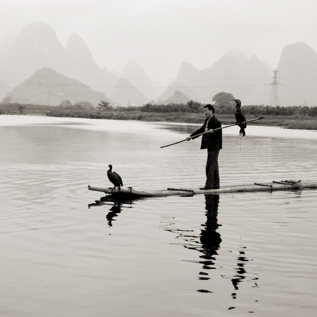 """Guilin, China"" stock image"