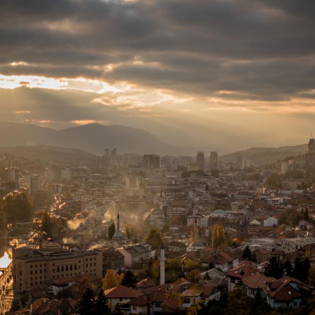 """""""Sarajevo"""" stock image"""