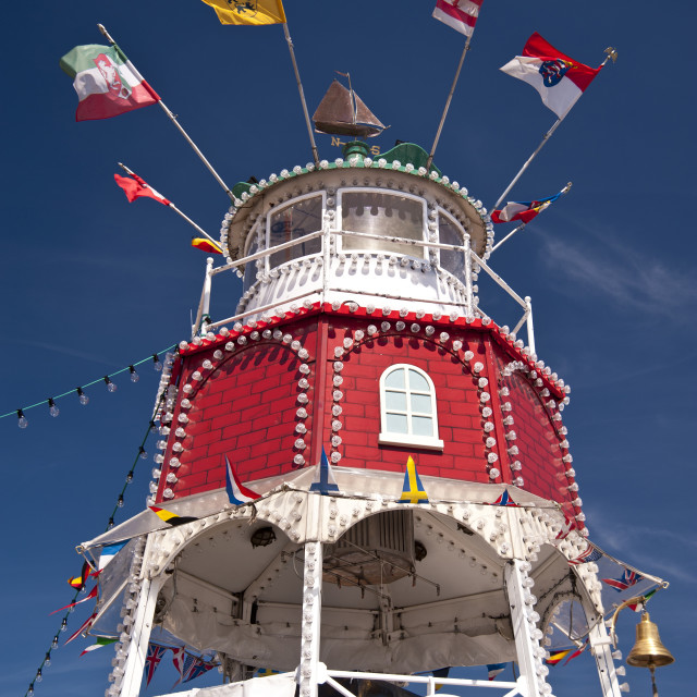 """Lighthouse"" stock image"