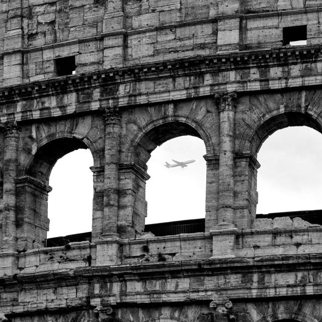 """Coliseum"" stock image"