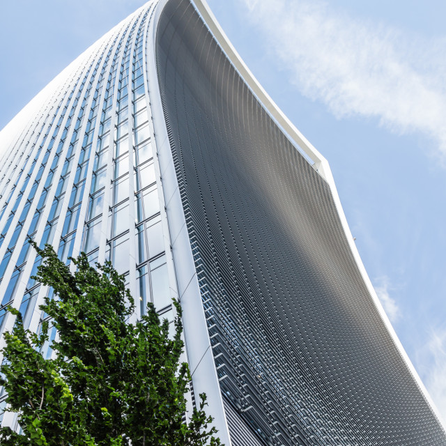 """""""Office building in London"""" stock image"""