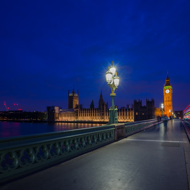 """London Westminster"" stock image"