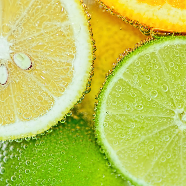 """Citrus Fresh"" stock image"