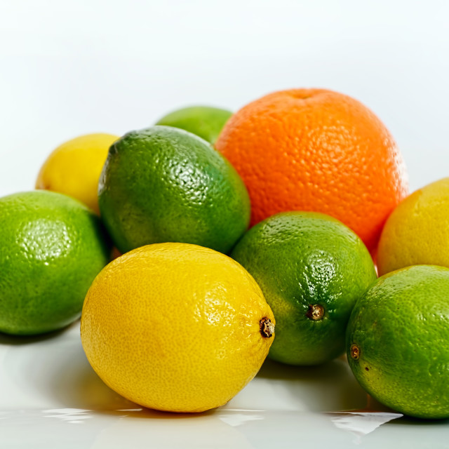 """Just Citrus"" stock image"