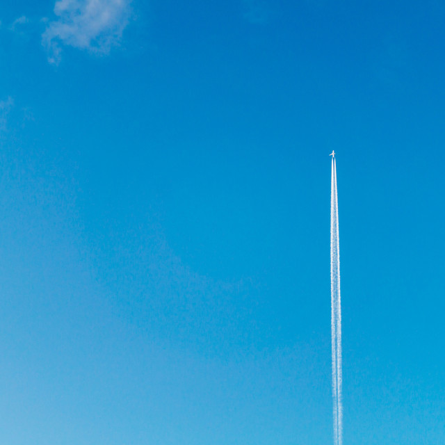 """Blue Skies"" stock image"