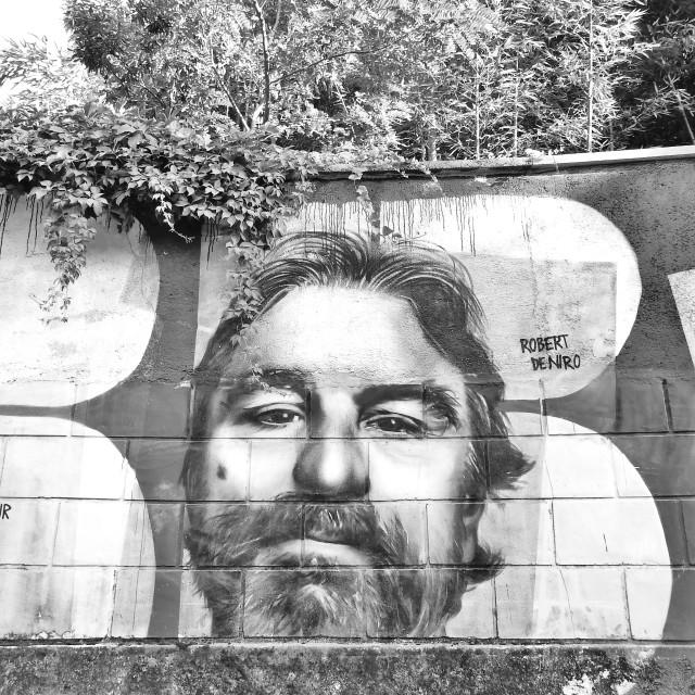 """""""Robert De Niro"""" stock image"""