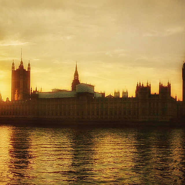 """""""Big Ben and Westminster"""" stock image"""