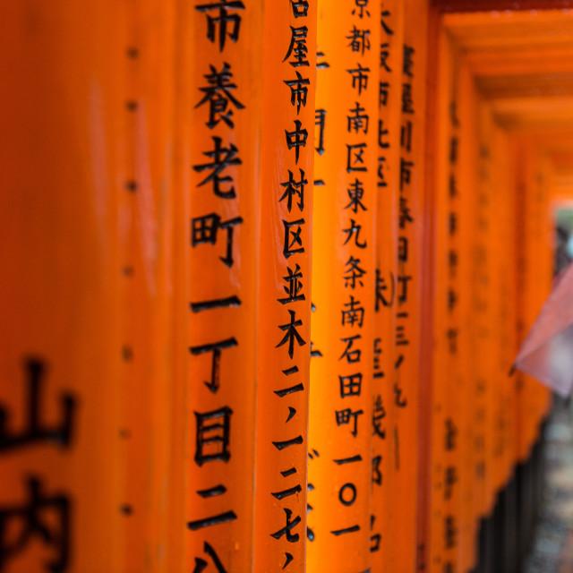 """Japanese monuments"" stock image"