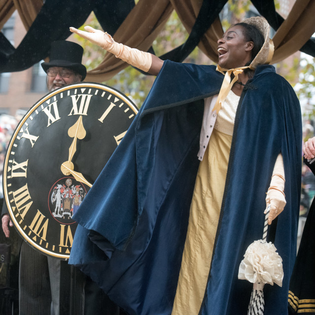 """""""The Lord Mayor's Show 2016"""" stock image"""