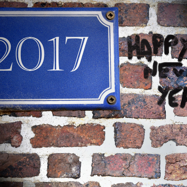 """""""tag happy new year"""" stock image"""