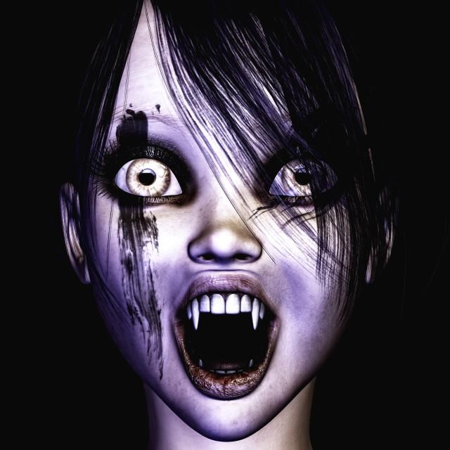 """""""Vampire"""" stock image"""