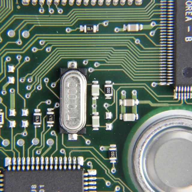 """""""Electronics"""" stock image"""