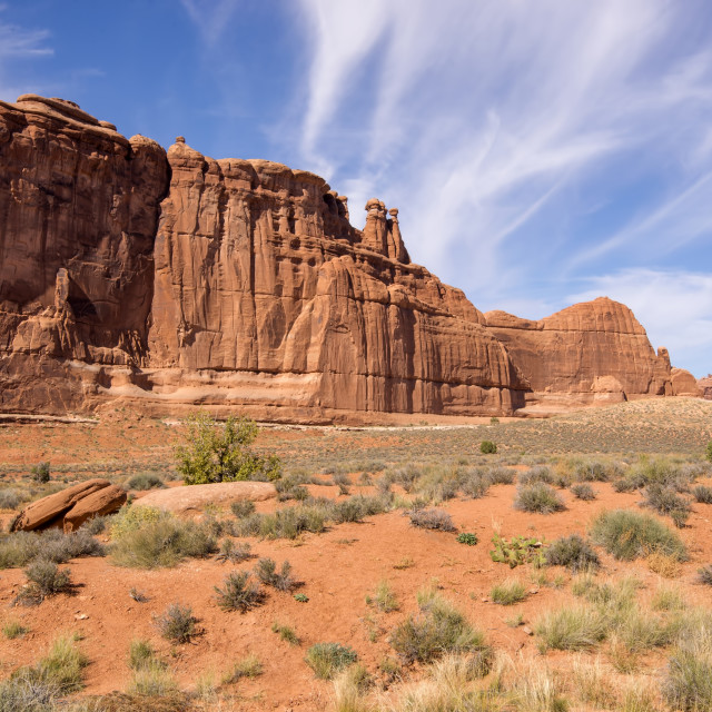 """""""Cliff Face (2)"""" stock image"""