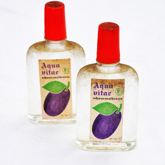 """Aqua Vitae"" stock image"