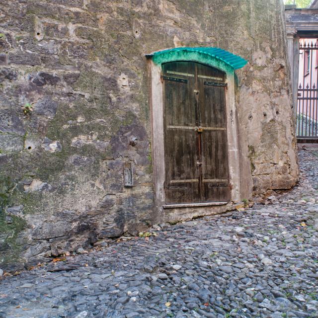 """""""Ancient Door"""" stock image"""