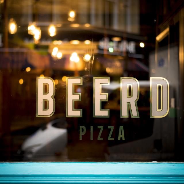 """""""Beerd"""" stock image"""