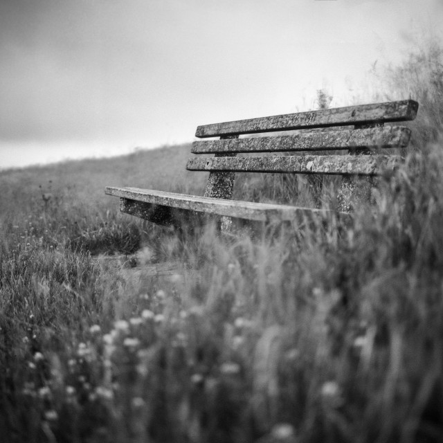 """Memory Bench"" stock image"