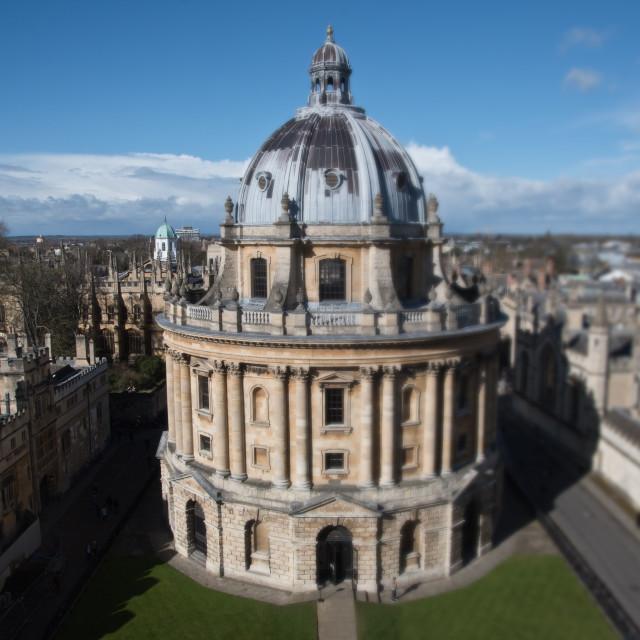 """Oxford"" stock image"