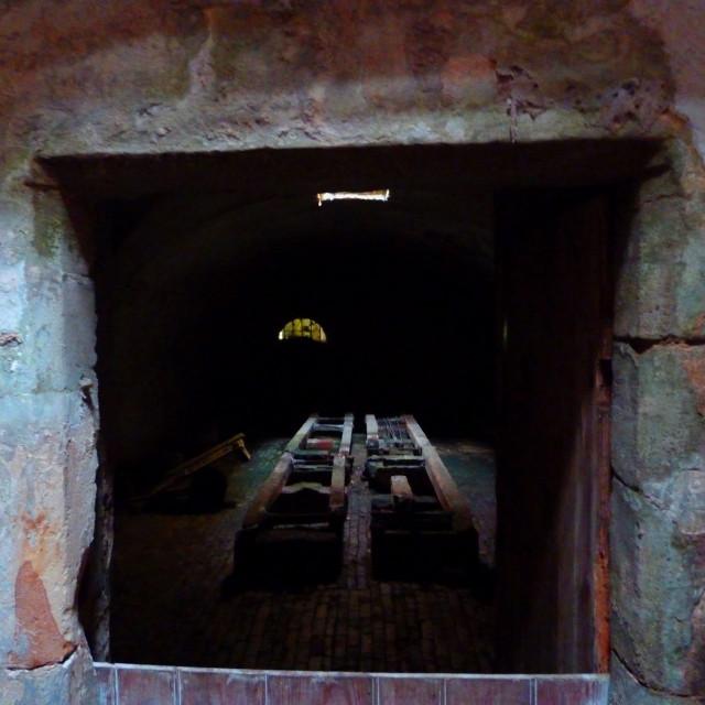 """Cellar"" stock image"