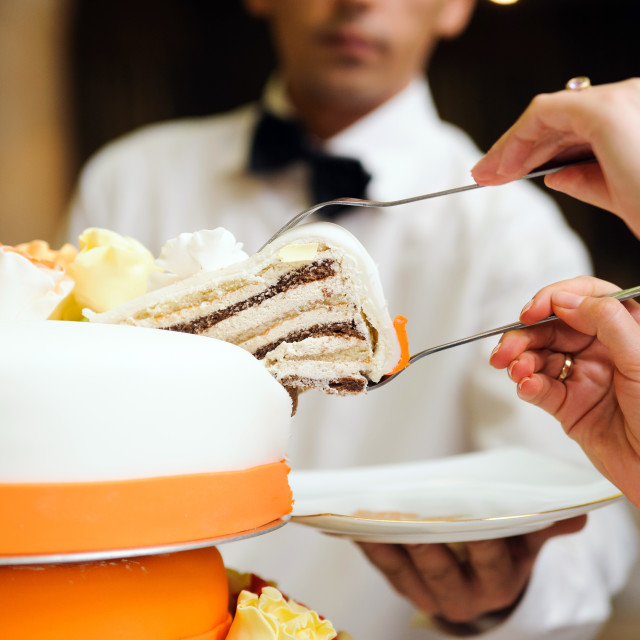 """wedding cake"" stock image"