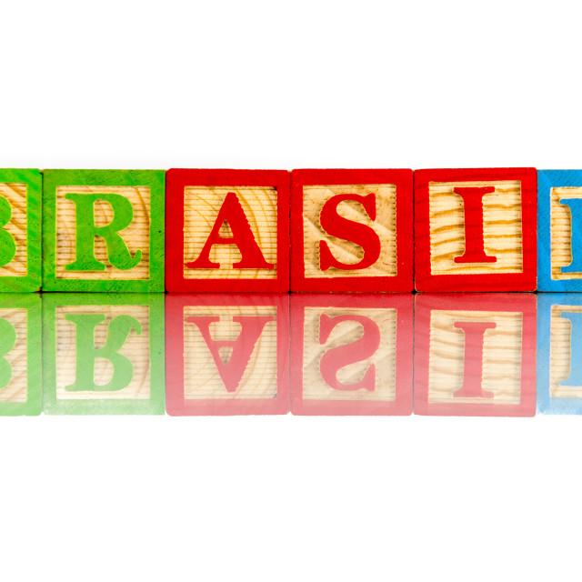 """""""brasil"""" stock image"""