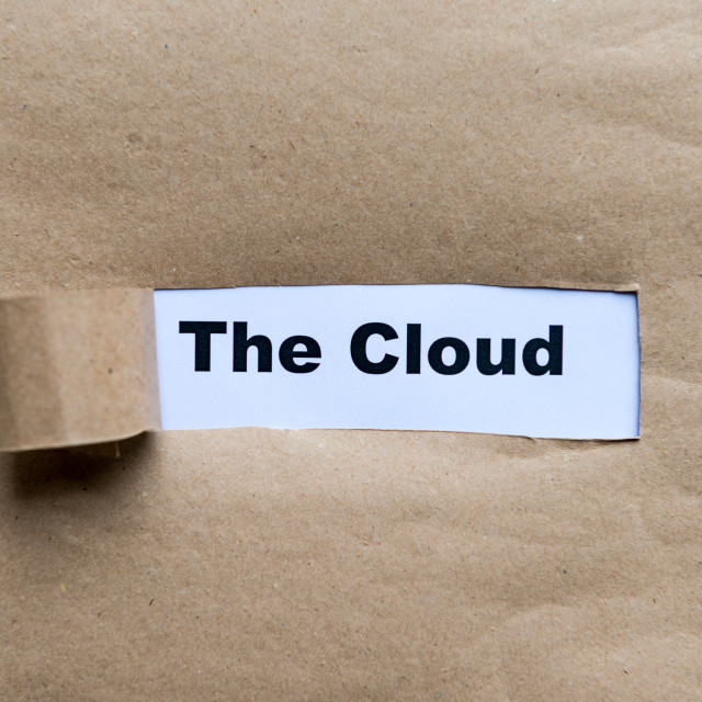 """the cloud"" stock image"