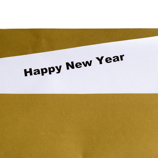 """happy new year"" stock image"
