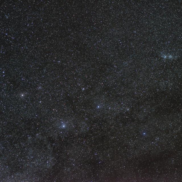 """Queen Of The Night Sky"" stock image"